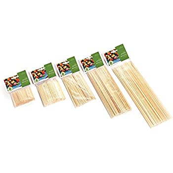 Fox Run 5478 Bamboo Skewers, 12-Inch, Pack of 100