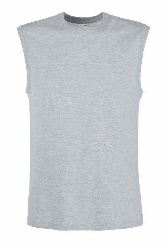 Tank Top, Farbe:Heather Grey;Größe:S S,Heather Grey