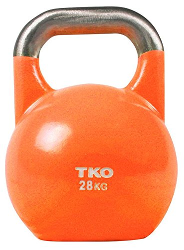 28 kg Competition Kettlebell by TKO