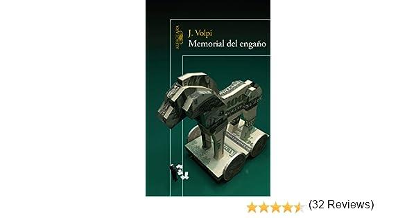 Memorial del engaño eBook: Volpi, Jorge: Amazon.es: Tienda Kindle
