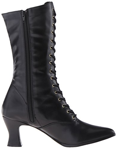 120 Funtasma Black Women's Boot Victorian ZqwHEqr