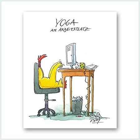 Yoga en el trabajo de Peter Gay Muñeco: Amazon.es: Hogar