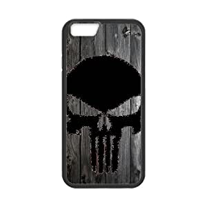 iPhone 6 4.7 Inch Phone Case Bloody The Punisher Skull Logo cC-C29109