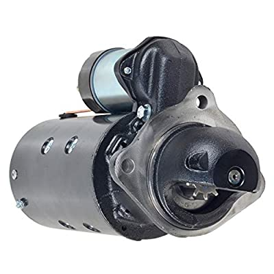 NEW 12V STARTER FIT CLARK LIFT TRUCK C300-30/40/50 C300-Y40/50 220002651 1108694: Automotive