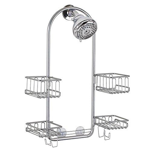 InterDesign Classico Bathroom Shampoo Conditioner