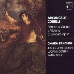 Corelli: Sonatas 1-6 for Violin & Continuo