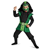 Disfraz 83990L Combat Cobra Ninja Toddler Costume, Large (4-6)