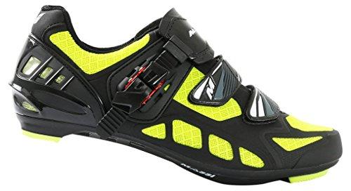 Massi Nexus Krono-chaussures Noir/Jaune