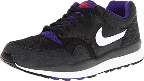 ... 15 D Oss. B007IJ2WIO. Nike Menns Luft Safari Le Sneaker, Antrasitt /  Svart / Domstol Lilla / Hvit,