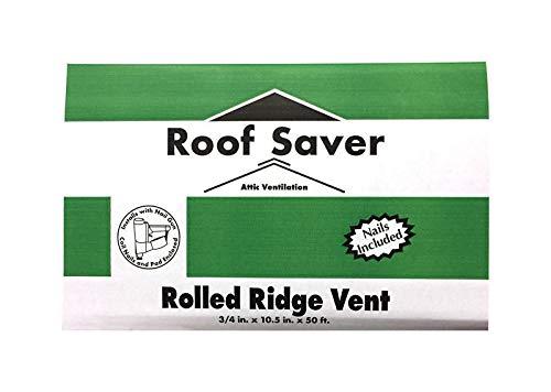 ROOF RIDGE VENT 50'L