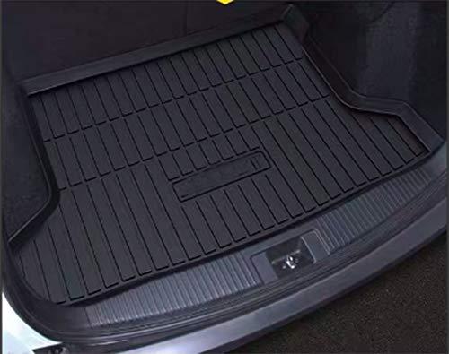 caartonn Trunk Cargo Mat Cargo Tray Cargo Liner Trunk Cover Floor Mat for Hyundai Tucson 2016 ()