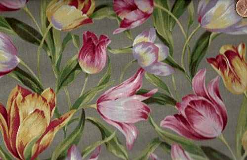 Felicity tulips by Sentimental studio for Moda ()