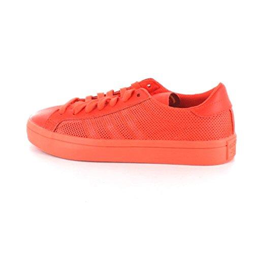 Adidas Courtvantage - Rood S76204