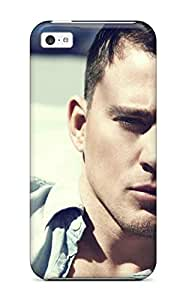 For Iphone 5c Tpu Phone Case Cover(channing Tatum)