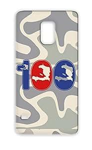 Tear-resistant 100 Haiti HAITI Countries Flags AYITI Cities Cover Case For Sumsang Galaxy S5 TPU Navy