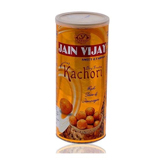 JAIN VIJAY FARSAN MART Dry Fruit Kachori (400 Gms)