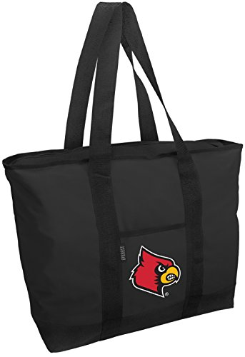 - Broad Bay University of Louisville Tote Bag Best Louisville Cardinals Totes Shopping Travel or Everyday