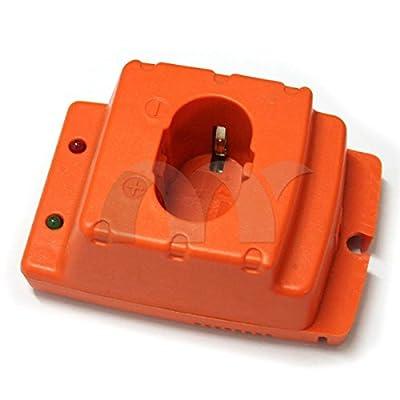 Eztronics Corp® Battery Charger For PASLODE 6V Ni-Cd Ni-MH