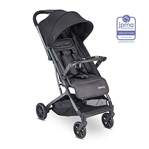 Joovy 8229 Kooper Stroller, Forged Iron