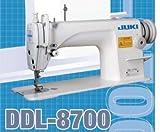 JUKI DDL-8700 1-Needle Lockstitch Straight Stitch Sewing Machine - Head Only