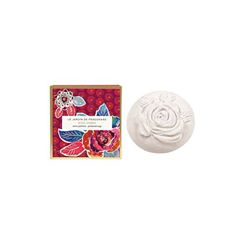 Fragonard Parfumeur Rose Ambre Perfumed Soap - 150 g ()