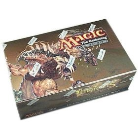 Magic The Gathering Card Game - Legions Booster Box - 36 packs of 15 cards [Toy]