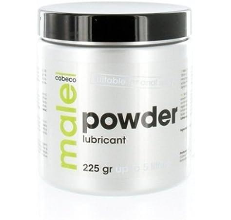 Cobeco Male Powder Lubricante - 225 gr: Amazon.es: Salud y cuidado personal