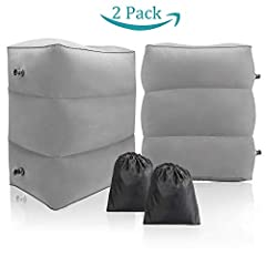 Maliton Travel Pillows make you and your kid's journey more comfortable. Long flights are hard, especially for your little one. But with Maliton Travel Foot Rest Pillow, an economy seat can be converted to a business seat for your kids at no ...