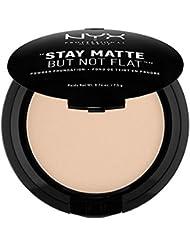 NYX PROFESSIONAL MAKEUP Stay Matte but not Flat Powder...