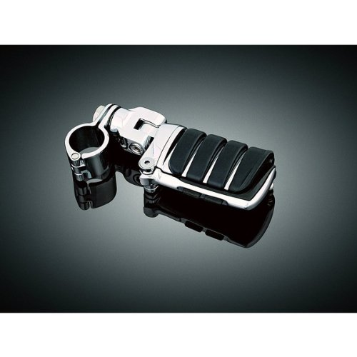 Kuryakyn Switchblades Pegs with Clevis and 1 1/4 in. Magnum Quick Clamp