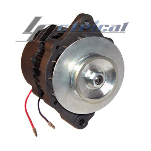 LActrical HIGH OUTPUT ALTERNATOR MERCRUISER ENGINES INBOARD 198 228 230 255 260 330 340 898MIE GM 5.0L 5.7L 7.4L V8 ENGINE 1977 1978 1979 1980 1981 1982 1983 1984 1985 1986 1987 1988 1989 1990 1991 1992 1993 1994 1995 100% NEW