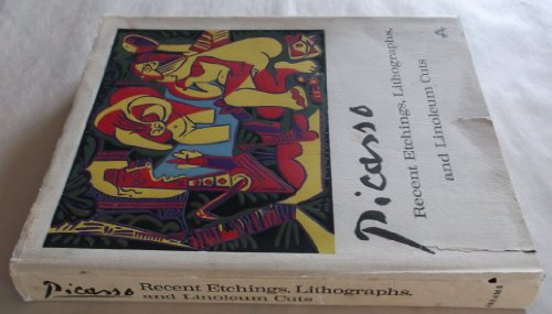 Pablo Picasso: Recent Etchings, Lithographs, and Linoleum for sale  Delivered anywhere in USA
