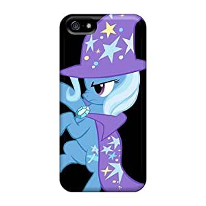 Case For Samsung Note 2 Cover CoveSlim Fit PC Protector Shock Absorbent Cases (my Little Pony Friendship Is Magic Cartoons)