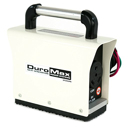 DuroMax XP2000PK 120-Volt 30-Amp RV Ready Inverter Generator Parallel Cable gear Reasonable Price