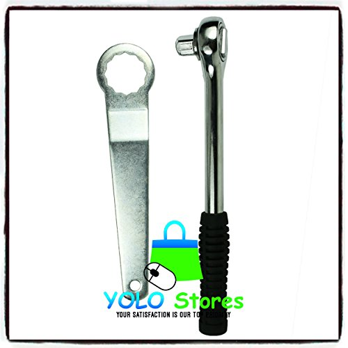 Oil Filter Tool Kit Removal Wrench Cap Car Garage Set Loosen Tighten Cup Socket Truck 23PC By YOLO Stores by YOLO Stores (Image #3)