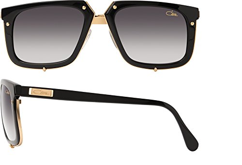CAZAL VINTAGE 643 001 SUNGLASSES BLACK - Sunglasses Vintage Cazal
