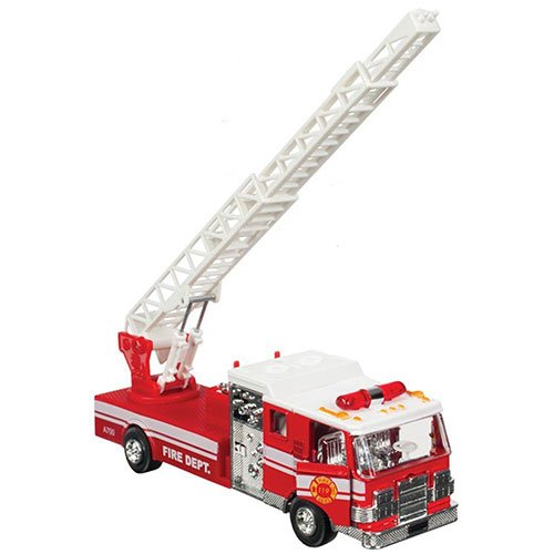Toysmith Sonic Fire Truck Assortment