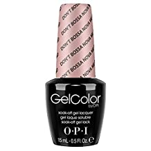 OPI Gel Nail Color, Don't Bossa Nova Me Around, .5 Ounce by OPI