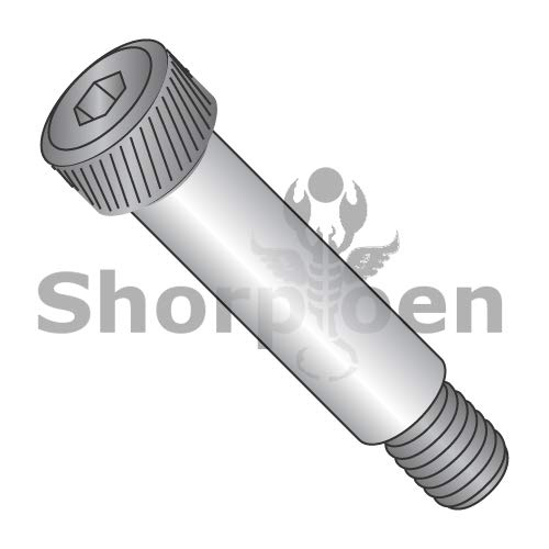 SHORPIOEN Socket Shoulder Screw Plain 1/2 x 5 BC-5080SS (Box of 10)