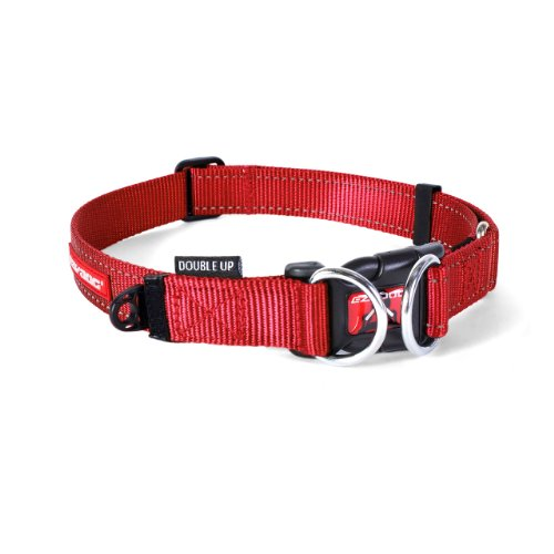 Ezydog Double Up Collar, Small, Red
