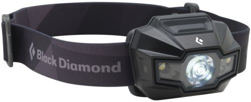 Black Diamond Storm Head Lamp, Matte Black