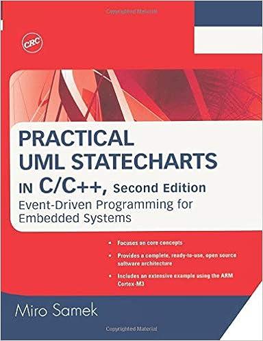 Practical UML Statecharts in C/C++: Miro Samek: 9780750687065
