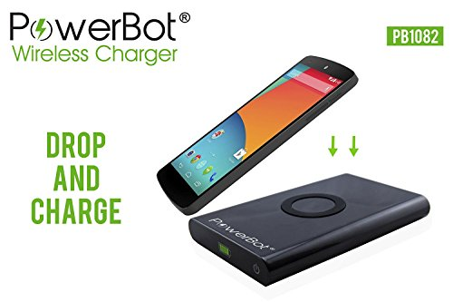 PowerBot® PB1082 Qi Enabled Wireless Charging Pad with