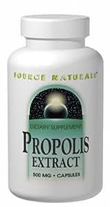 Source Naturals Propolis Extract, 60 Capsules