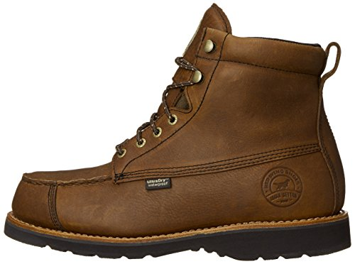 Irish Setter Men's 807 Wingshooter 7'' Upland Hunting Boot,Dark Brown,10.5 D US by Irish Setter (Image #5)