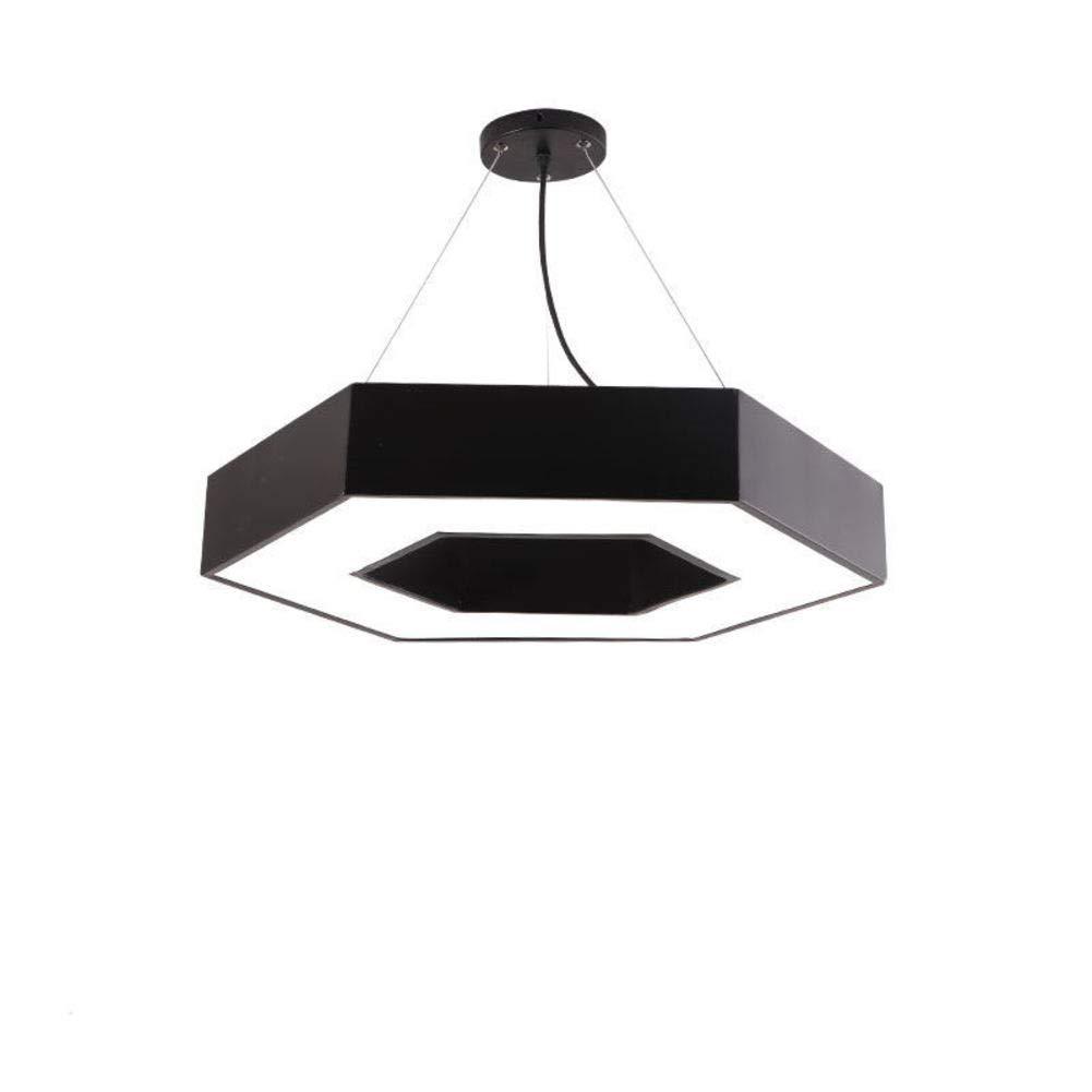 Amazon.com: Moderna lámpara colgante de geometría hueca ...