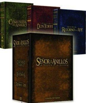 El Señor de los Anillos: La Trilogia (Version Extendida) [DVD]