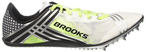 Scarpe Elmn8 nightlife Brooks white Multicolore 3 Da black Corsa Uomo qOx5CEnRwx