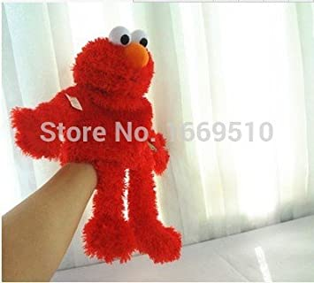 Amazon.com: 9.8 inch Barrio Sésamo Elmo Big Bird Monstruo de ...