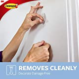 Command CL091-7NA Clear Medium Oval Easy to Open